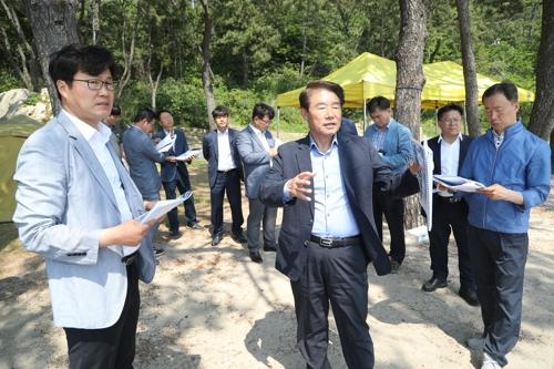 울산 주전 보밑항 해양연안 체험공원 2023년 조성