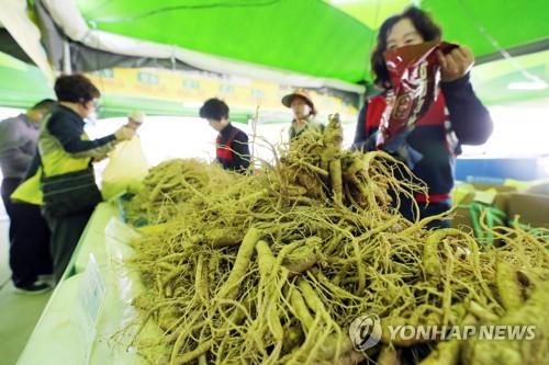 명품 인삼·농특산물 만남…홍천인삼명품축제 성황 폐막