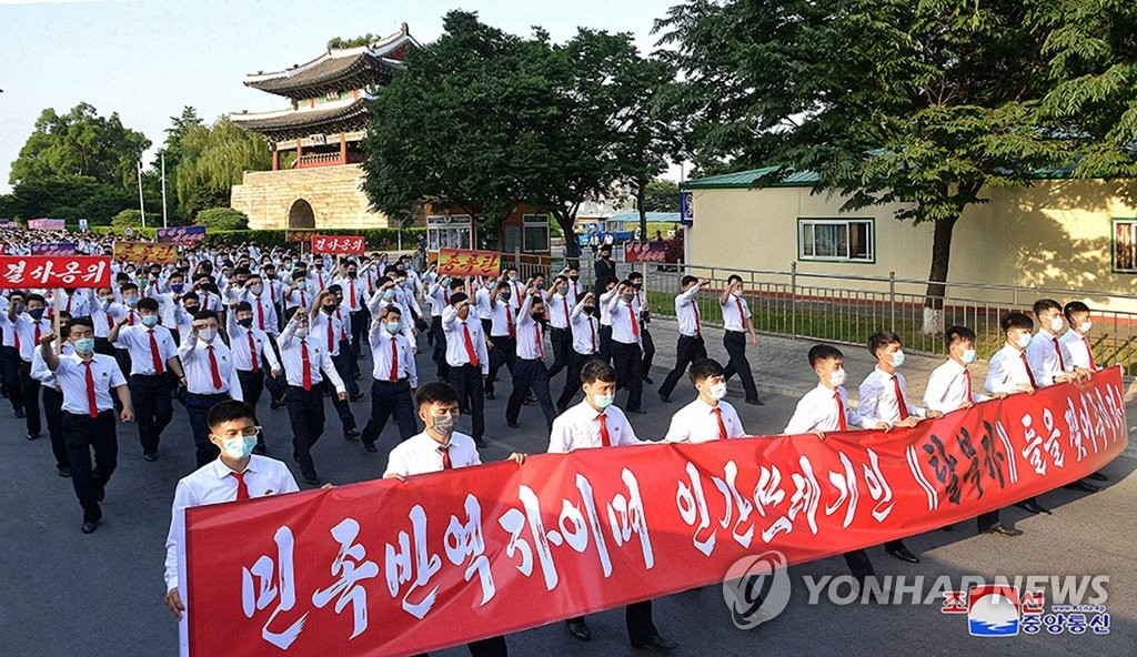 North Korean army 'fully ready' for action over South's propaganda leaflets: KCNA