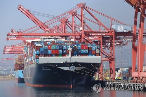 Exports drop 3.6 pct in first 10 days of Sept. - 1