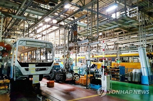 (LEAD) S. Korea's exports drop 5.9 pct in Sept.
