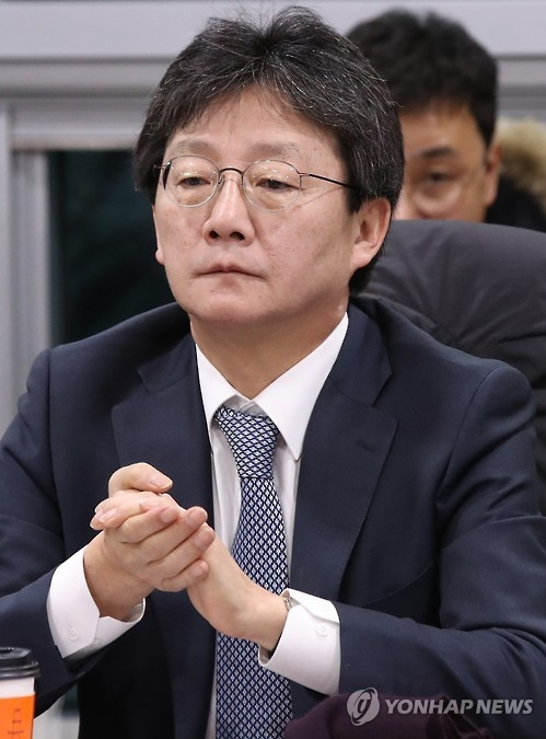 Rep. Yoo Seong-min, one of potential presidential candidates from a conservative group that spun off from the ruling Saenuri Party. (Yonhap)