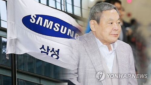Samsung chief tops list of dividend income earners for 8th consecutive year - 1