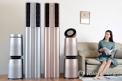 Air Purifier Market Growing Fast In S Korea Yonhap News