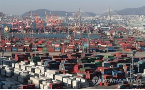 S. Korea's March exports up 6.1 pct - 1