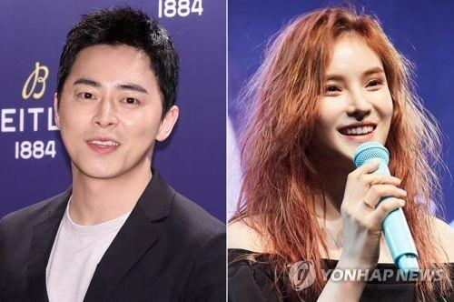Actor Cho Jung-seok, singer Gummy to get married this year