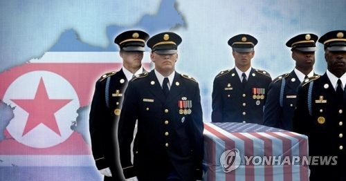 (2nd LD) U.S. sends wooden cases to inter-Korean border for return of soldiers' remains