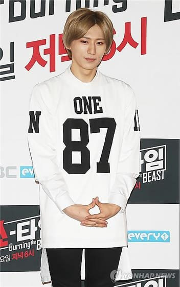 This file photo shows Jang Hyun-seung. (Yonhap)