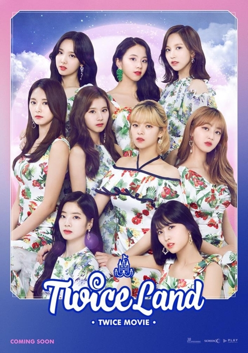 TWICE's world tour to screen in 270 degree ScreenX format - 1