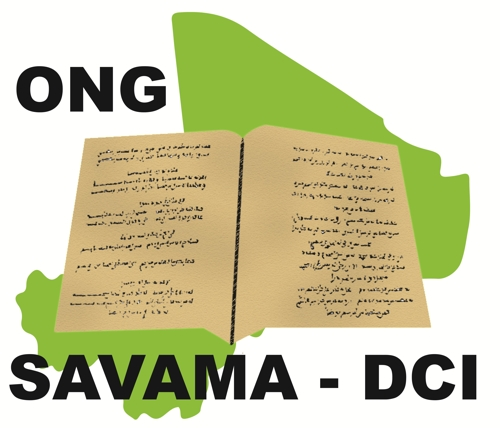 This photo, provided by Jikji Korea, shows the logo of Savama-DCI. (Yonhap)