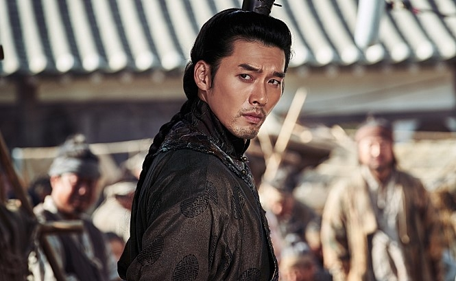 "A scene from ""Rampant"" (Yonhap)"