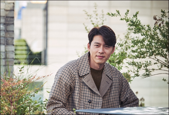 (Yonhap Interview) 'Rampant' actor Hyun Bin goes for fun and new movies