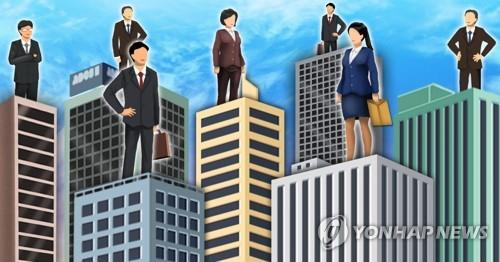 Few female executives at major firms shows glass ceiling still daunting - 1