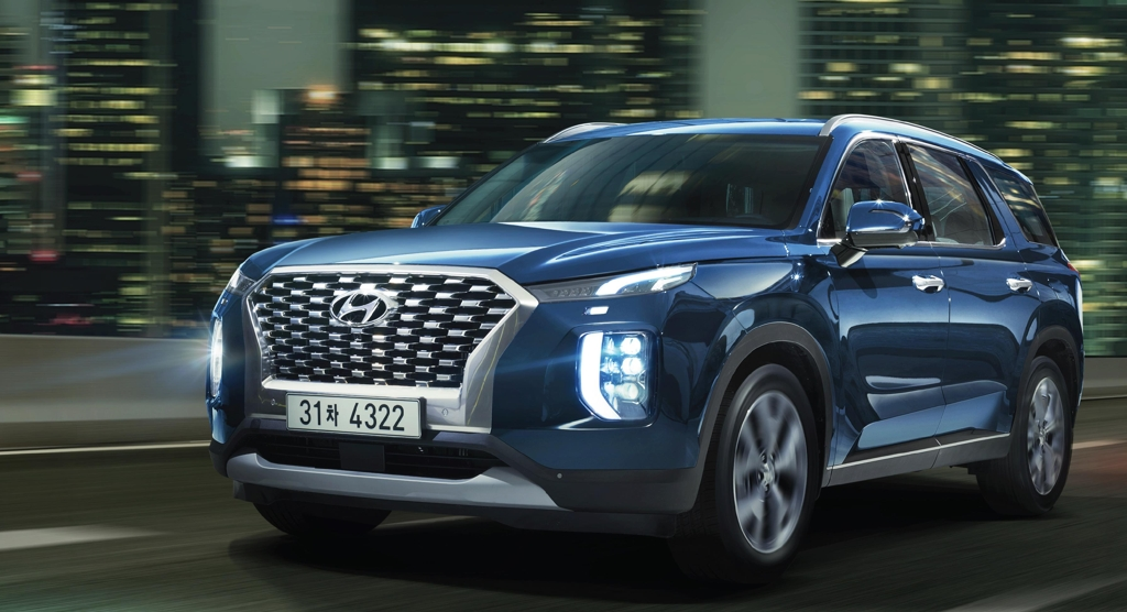 Hyundai receives 3,500 preorders for flagship Palisade SUV