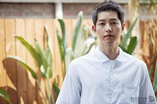 Song Joong-ki to emcee Mnet Asian Music Awards in Hong Kong