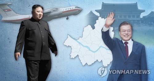 (LEAD) No signs of progress on N.K. leader's possible Seoul visit: Cheong Wa Dae