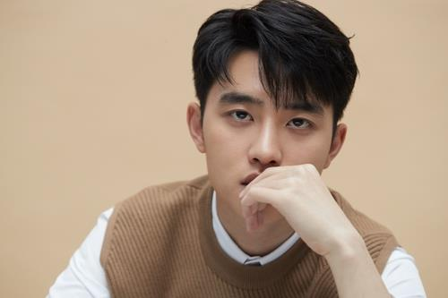 This image of Do Kyung-soo is provided by SM Entertainment. (Yonhap)