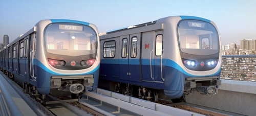 Hyundai Rotem wins 150.8 bln-won subway car order in Egypt