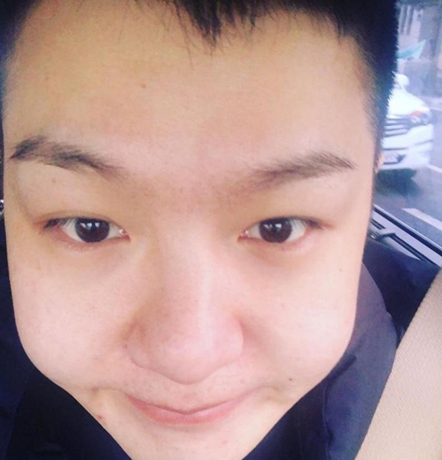 This image of Lee Chang-sub was captured from his Instagram account. (Yonhap)