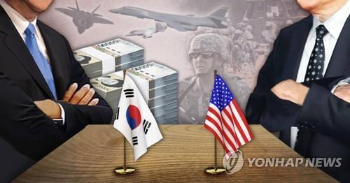 U.S. wants S. Korea to pay $1.2 billion for USFK in one-year contract: source