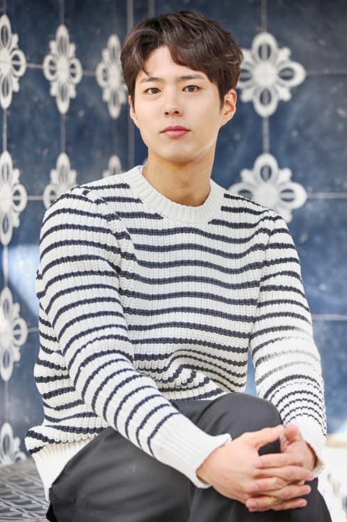 (Yonhap Interview) 'Encounter' launches actor Park Bo-gum well into his manhood