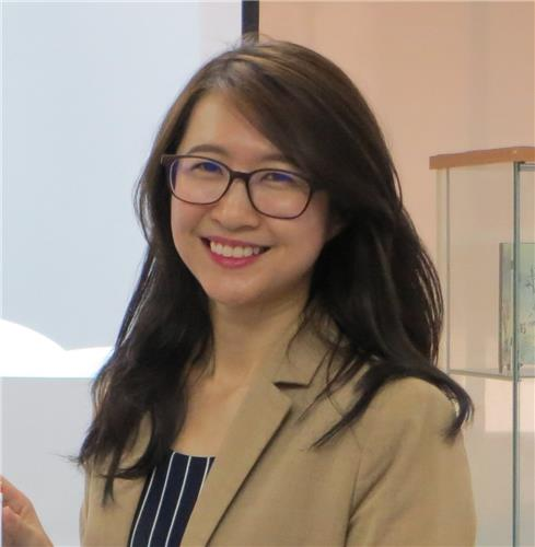 Hoo Chiew-Ping, a senior lecturer in strategic studies and international relations at the National University of Malaysia, poses in this undated photo provided by her.