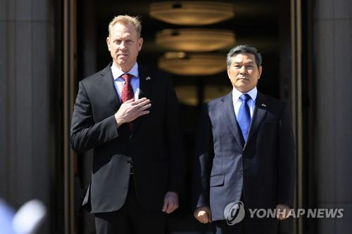 Pentagon chief to visit S. Korea, Japan next month: Kyodo