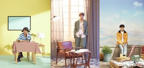 "Provided by Big Hit Entertainment, the images are from BTS' photo collection named ""Family Portrait"" released on June 3, 2019. (PHOTOS NOT FOR SALE) (Yonhap)"