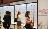 (2nd LD) Jobless rate flat at 4 pct in May, job additions gather pace