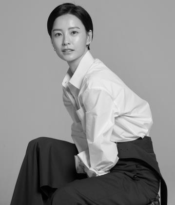This image provided by Management Soop shows actress Jung Yu-mi. (PHOTO NOT FOR SALE) (Yonhap)