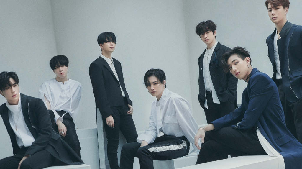 (Yonhap Interview) GOT7 is 'flattered, nervous' ahead of sexy concept album's release