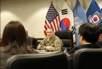 (Yonhap Interview) Ending GSOMIA may send wrong security message: USFK chief