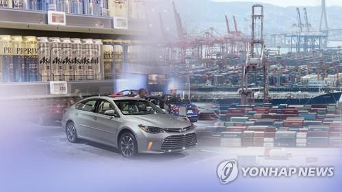 S. Korea's trade deficit with Japan tipped to hit 16-year low this year - 1