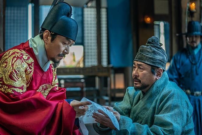 "A scene from ""Forbidden Dream"" by Lotte Entertainment (PHOTO NOT FOR SALE) (Yonhap)"