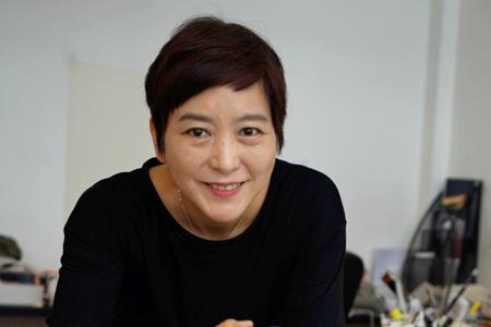 A photo of Baek Heena from the homepage of the Astrid Lindgren Memorial Award (PHOTO NOT FOR SALE) (Yonhap)