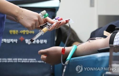 Number of blood donors dips 11 pct in Jan.-May