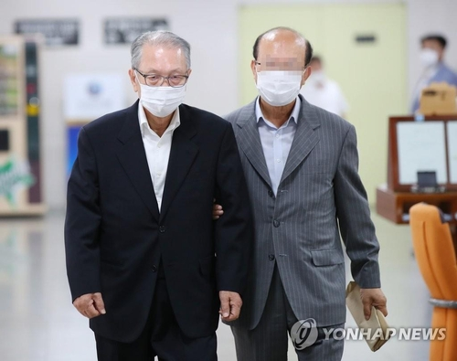 Court maintains ex-presidential aide's suspended prison term for doctoring Sewol ferry sinking report