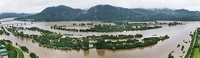 Downpour swamps popular tourist spots Jara, Nami islands
