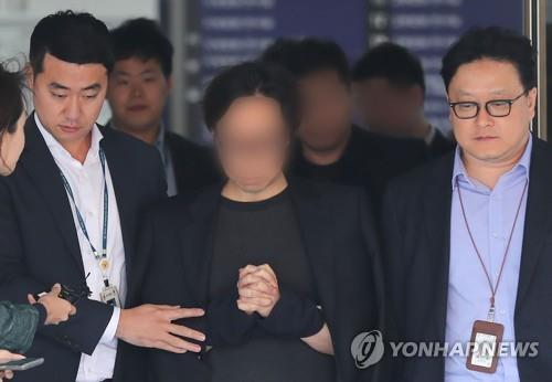 "This file photo shows Ahn Joon-young, the producer of ""Produce"" series, a popular audition program at a local music channel Mnet, who has been sentenced to two years in prison for vote-rigging. (Yonhap)"
