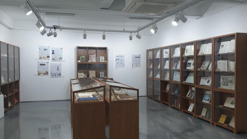 This photo, provided by Kimdaljin Art Archives and Museum in central Seoul, shows the interior of the museum. (PHOTO NOT FOR SALE)(Yonhap)