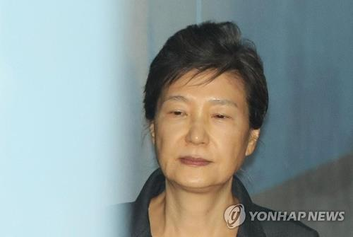 (3rd LD) Ex-President Park tests negative for COVID-19 after being exposed to patient