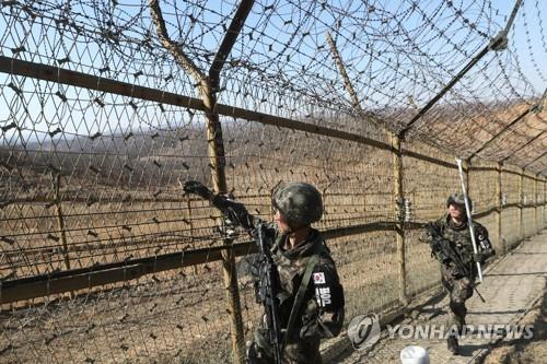 Military to improve security system along eastern border after defection case
