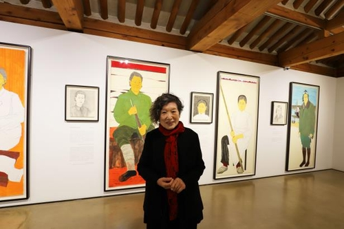 Art exhibition sheds light on unsung heroines who fought for Korea's independence