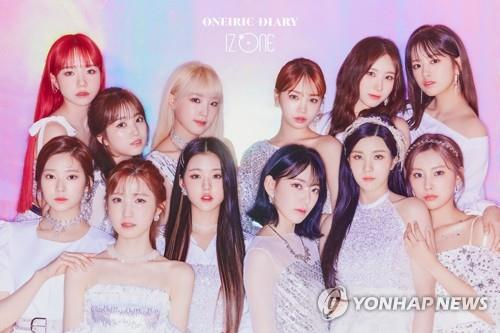 (LEAD) Project girl group IZ*ONE to disband next month