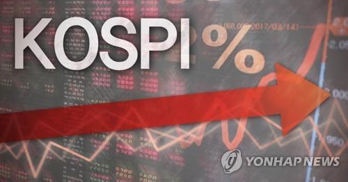 (LEAD) Seoul stocks up for 6th day on global recovery hope