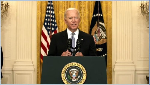 Biden says U.S. will send to 80 million doses of COVID-19 vaccines overseas by end June