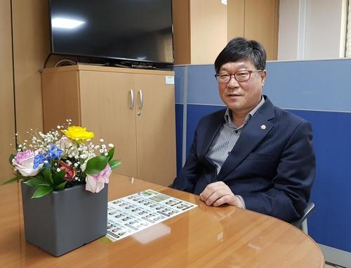 석동원 김해시 농축산과장