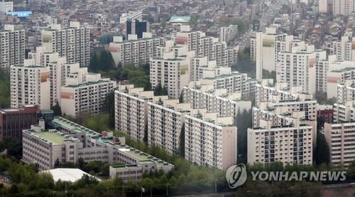 서울 송파구 아파트 단지