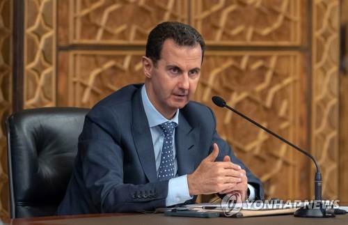 바샤르 알아사드 시리아 대통령