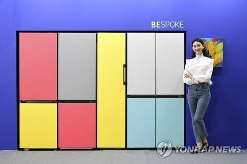 삼성전자 비스포크 냉장고